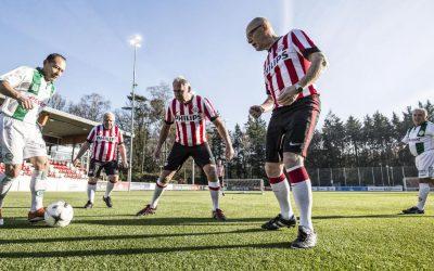 JO85 opgelet: wie doet er mee met Walking Football?