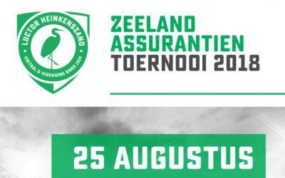 Programmaboekje Zeeland Assurantiën Toernooi 2018