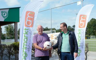 AGRIMARKT Goes hoofdsponsor schoolvoetbal De Bevelanden