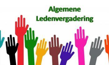 Save the date: Algemene Ledenvergadering 31-01-2020