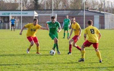 Luctor Heinkenszand 3 – VV Arnemuiden 4