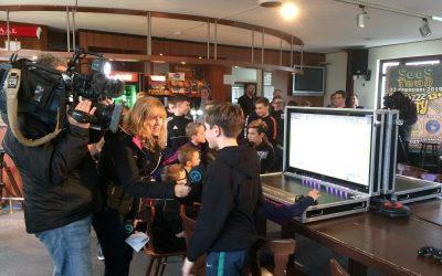 Zeeuwse media duiken op Fifa-toernooi van Luctor Heinkenszand