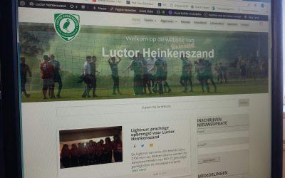 Luctor Heinkenszand online: wat gaan we doen?