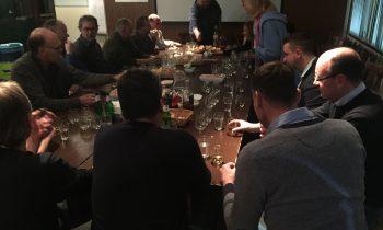 Whisky proeverij door Slijterij Bie de Bolle op vrijdag 15 maart