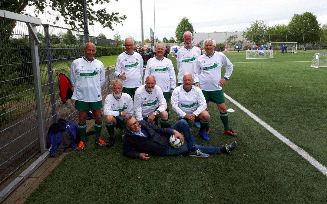 Hoofdprijs Old Stars in Arnhem