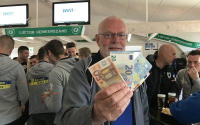 Winnaar Lotto trekking 11 – 18/19