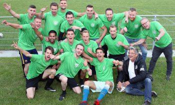 Ut Twidde: de eerste seniorenkampioen van Luctor Heinkenszand!