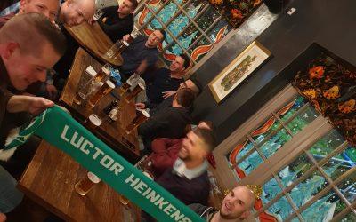 Luctor Heinkenszand 4 on tour… (West) Londen