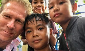 Marco deed vrijwilligerswerk in Cambodja: 'Want niets gaat vanzelf'