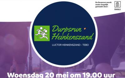AFGELAST: Durpsrun 2020 voor Stichting Tess