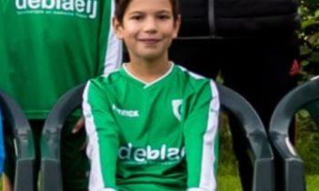 Pupil van de Week: Wesley de Jonge