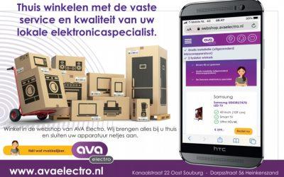 Luctor Heinkenszand steunt zijn sponsors: Ava Electro